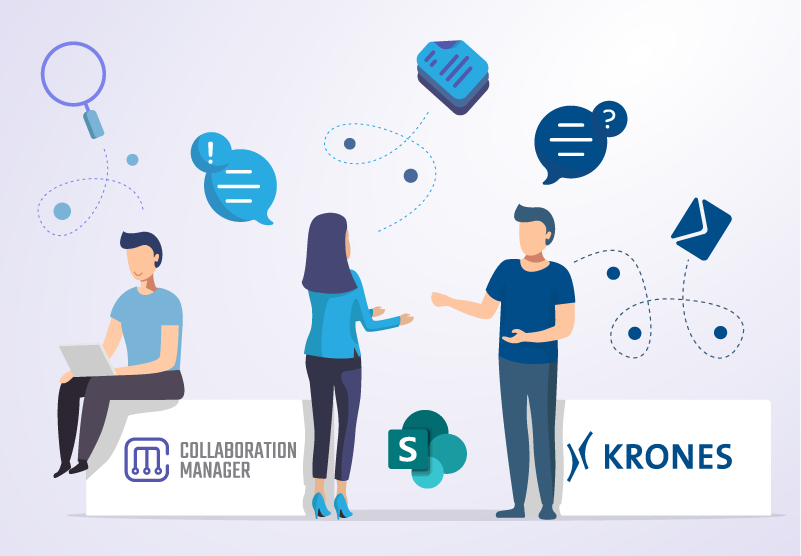 Krones AG launches a project portal to improve collaboration