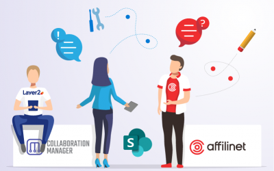SharePoint Knowledge Management at affilinet