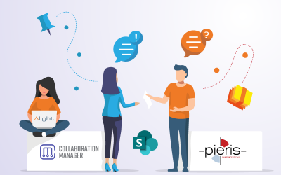 Pieris Pharmaceuticals GmbH: Modern intranet and secure collaboration