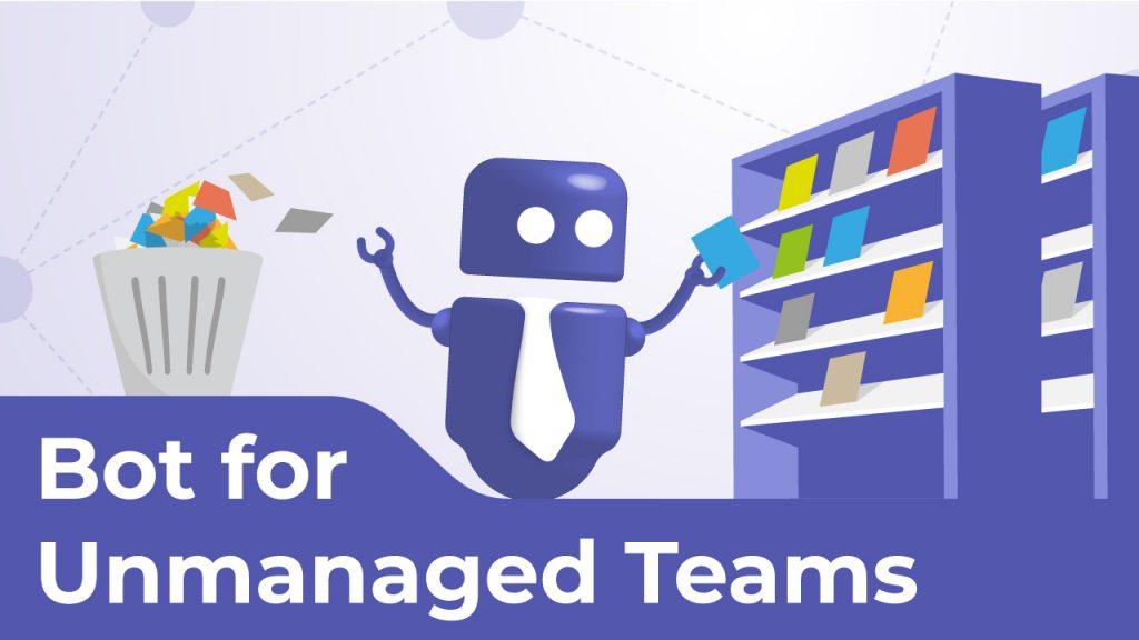 Unmanaged Bot (Beta version)