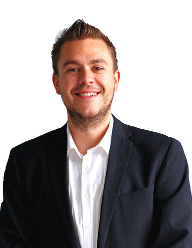 Portrait Christian Groß, CEO