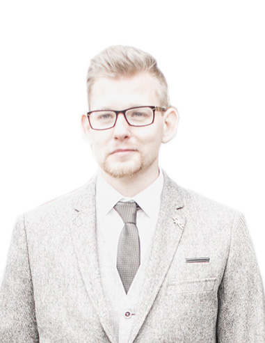 Portrait Florian Pflanz Head of Marketing & Sales