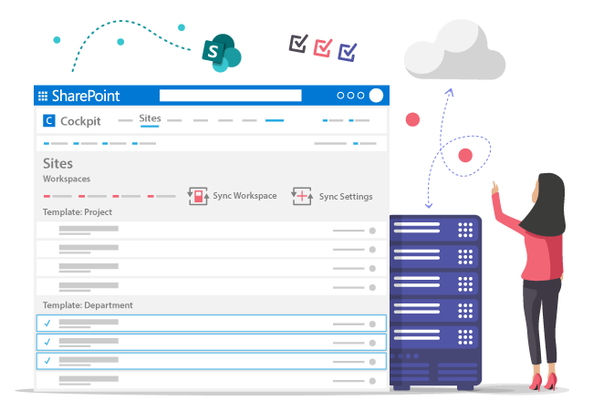 Collaboration Hybrid Connect SharePoint OnPremises environment to the cloud