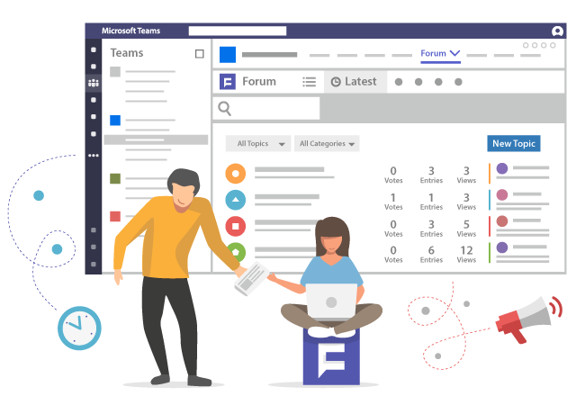 See the latest entries in Microsoft Teams Forum