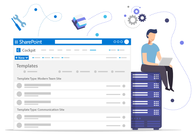 Collaboration OnPremises SharePoint Governance and Provisioning