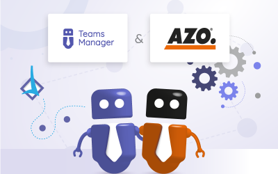 Teams Manager introduces structure to Microsoft Teams at AZO