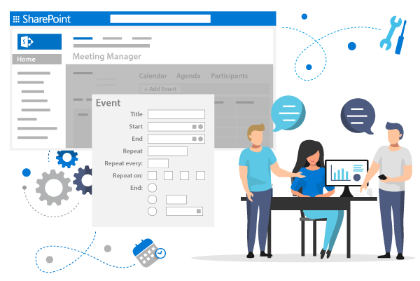 The professional meeting solution for SharePoint On-Premises and Microsoft Office 365