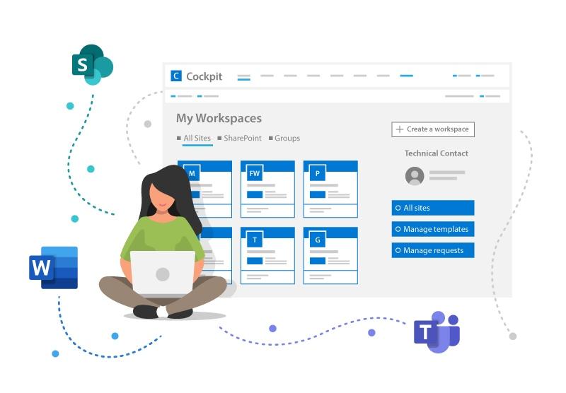SharePoint-Site-Vorlagen und Provisionierung