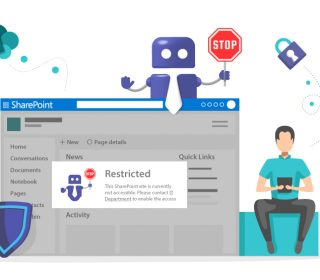 Block SharePoint from Microsoft Teams