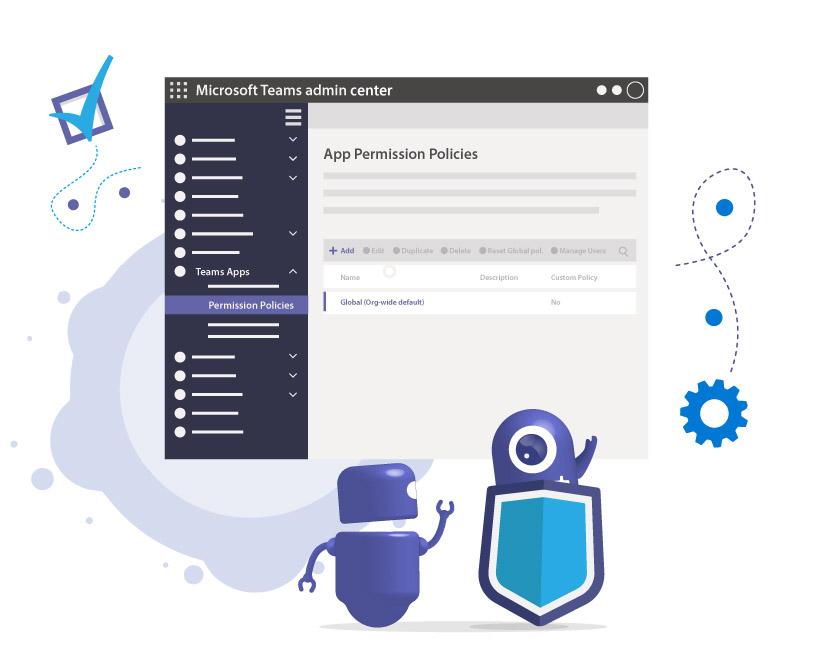 Microsoft Teams App Permission Policy