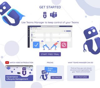 Teams Manager Onboarding Prozess