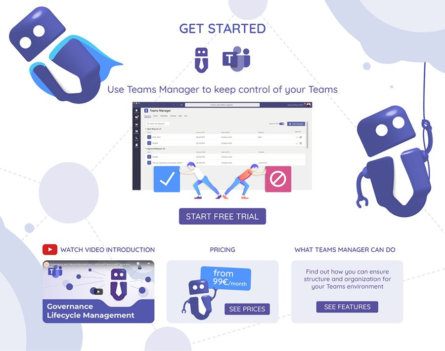 Teams Manager Onboarding Process