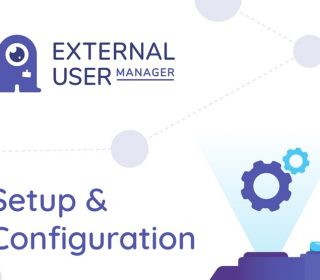 External User Manager Setup and Configuration