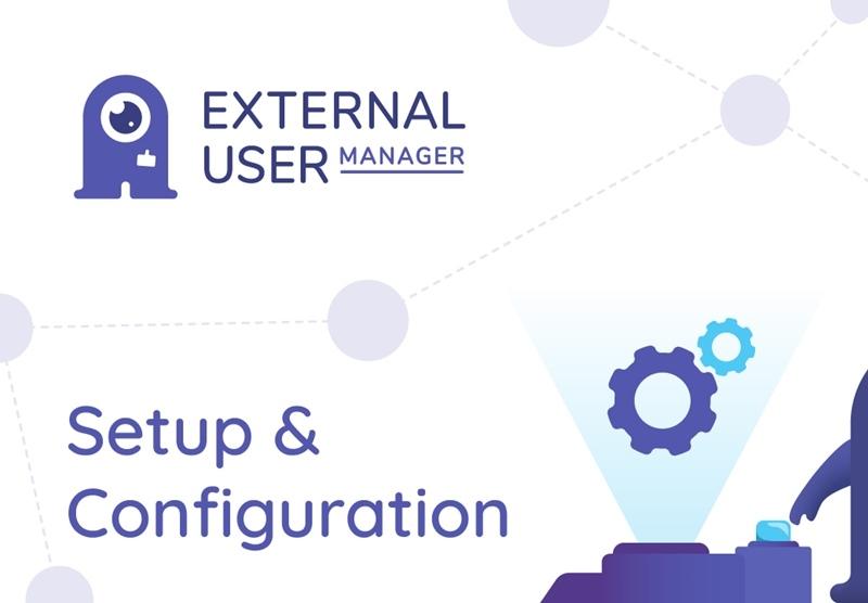 External User Manager Installation und Konfiguration