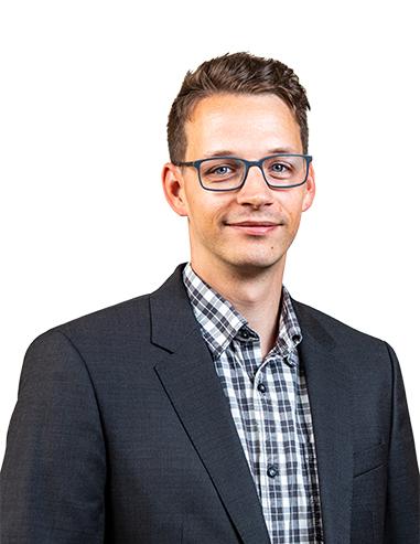 Portrait Bastian John, Head of Development