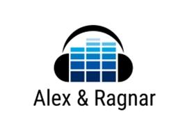 Alex & Ragnar Show Logo