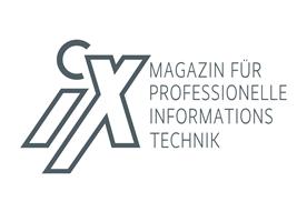 IX Magazin Logo