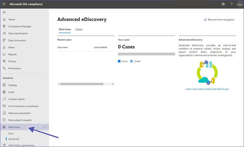 Microsoft Compliance: eDiscovery