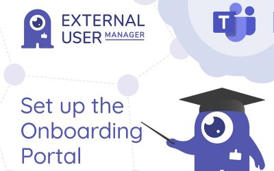 Onboarding Setup for External Users in Teams