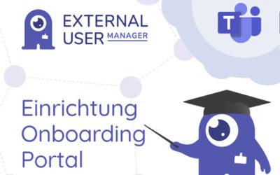 External User Onboarding in Microsoft Teams
